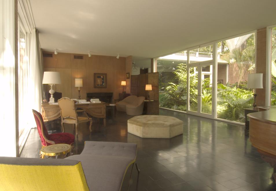 Living room following renovation Hester + Hardaway