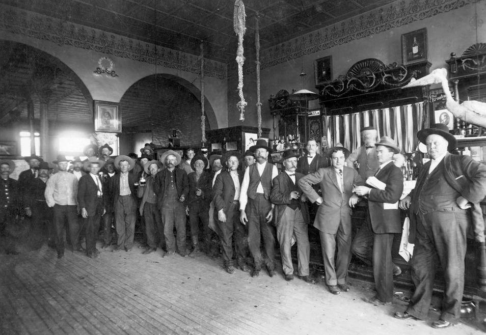 Original saloon